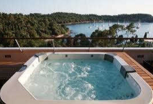 top Fußballtrainingslager Kroatien Rovinj dft-sports Wellness Fitness