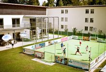Günstiges Fussballtrainingslager Bad Tölz dft-sports Jugendherberge