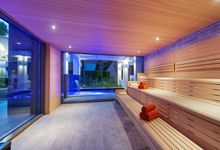 Top Fußballtrainingslager Türkei dft-sports Wellnessbereich Sauna The Sense