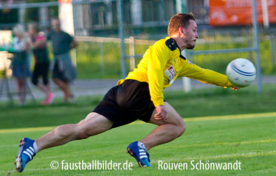Trainingslager Faustball DFT-Sports